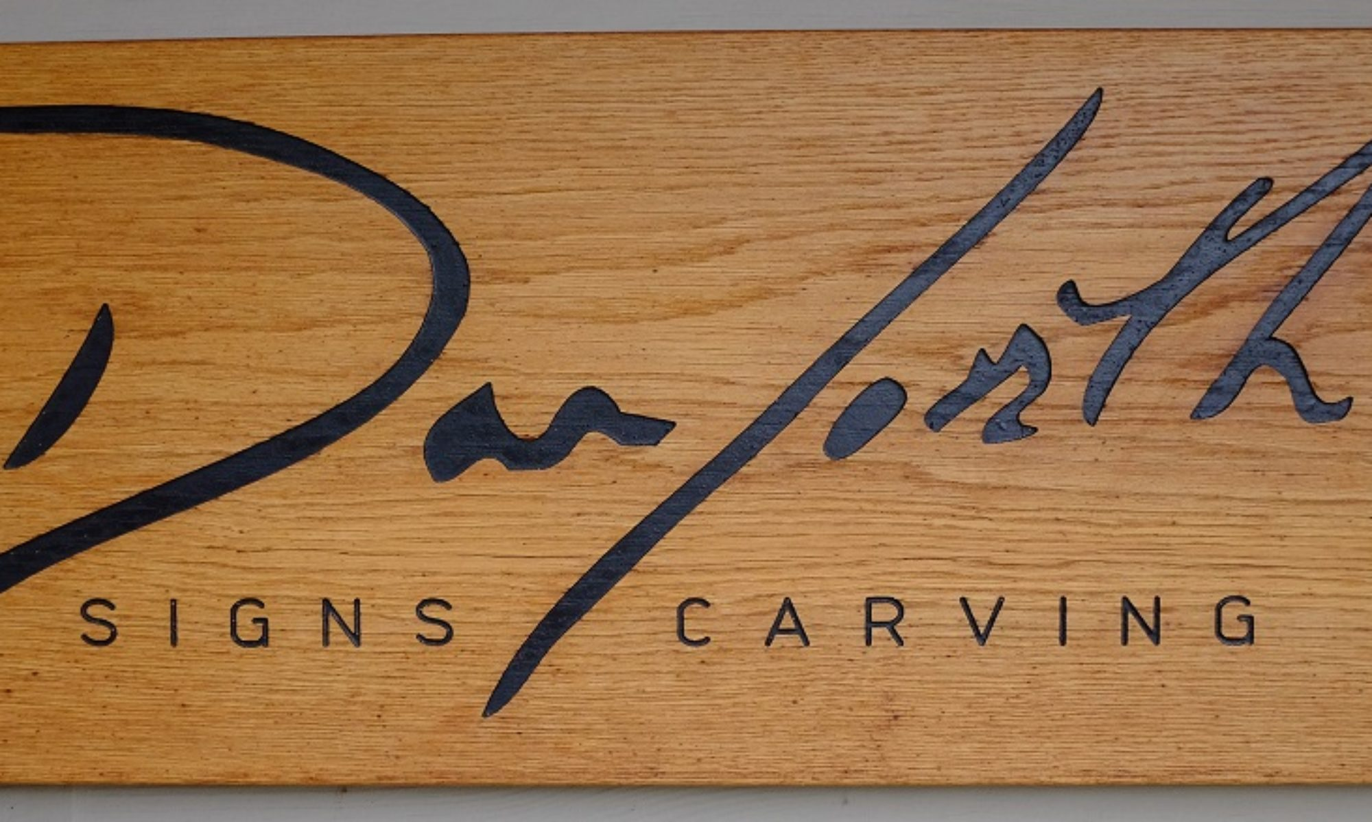 Danforth Signs & Carving